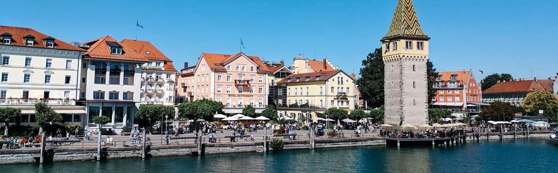 Reiseziel Radreise Bodensee